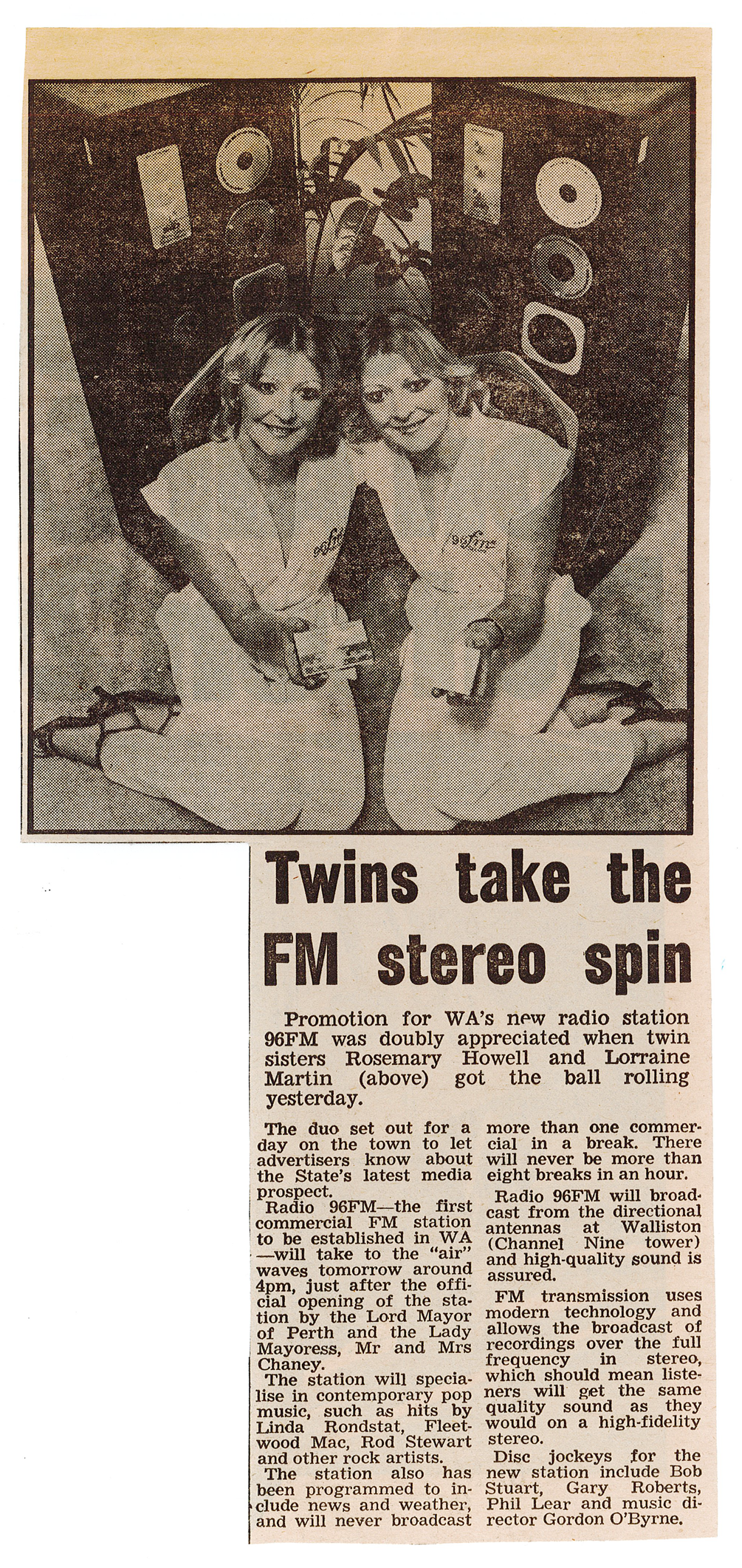 1980.08.07 - Article - Twins take the FM Stereo Spin - UNKNOWN.png