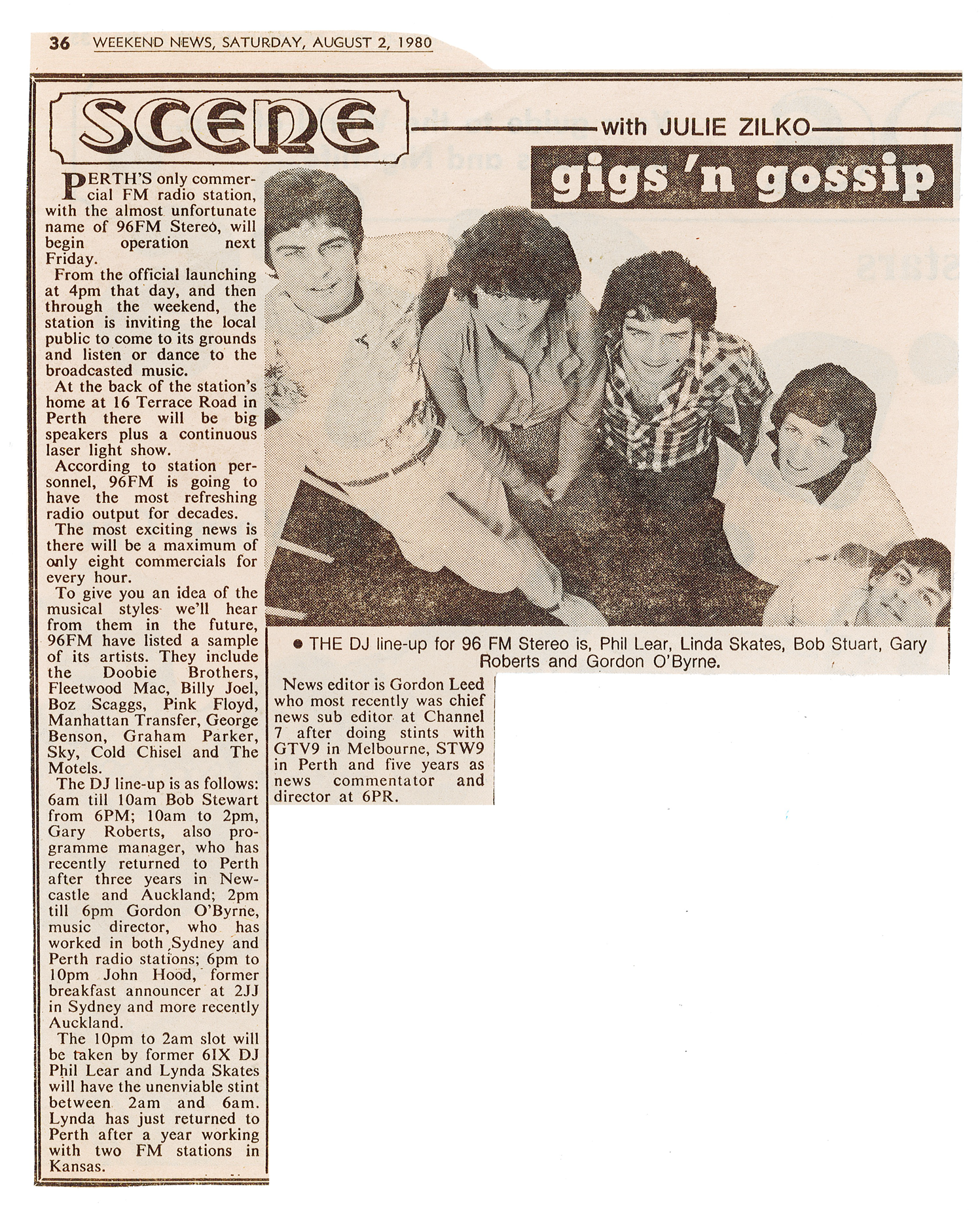 1980.08.02 - Article - Scene - Weekend News.png