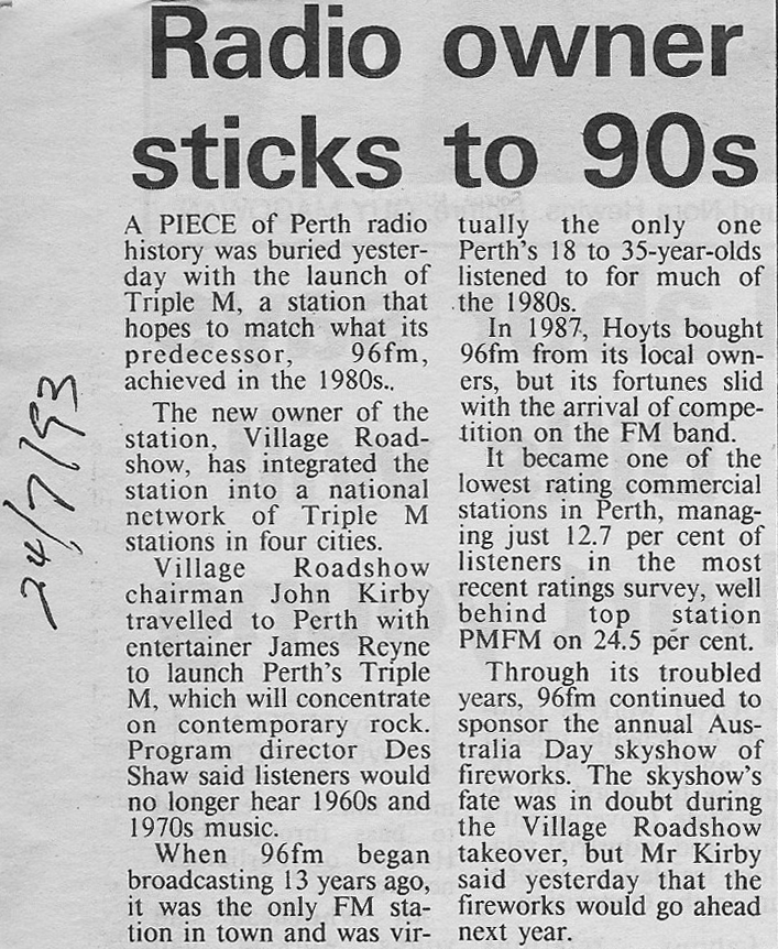1993.07.24 - Article - Radio owner sticks to 90s.png