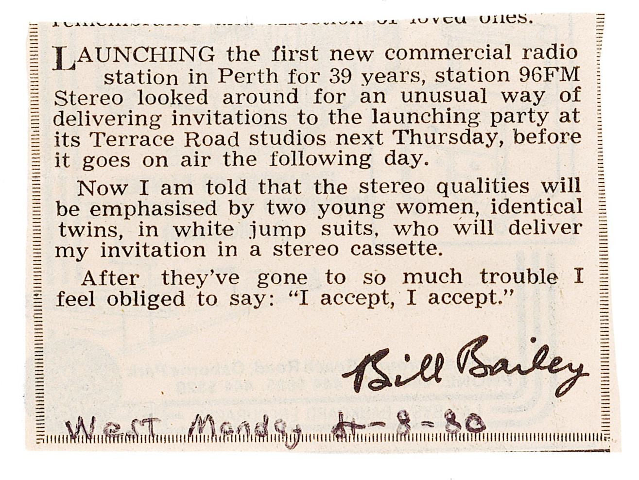 1980.08.04 - Article - Bill Bailey - The West Australian.png